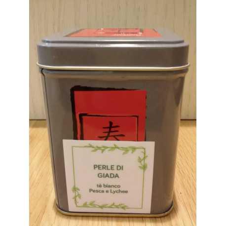 Scatola con tè incluso_modello stile orientale