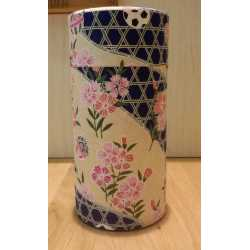 Scatola porta tè_ Japan Fiori di Seta 200gr.