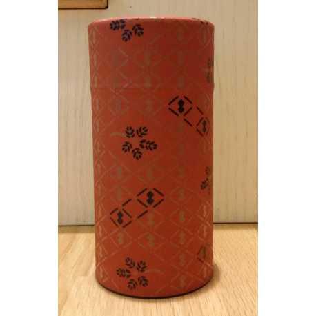 Scatola porta tè_ Japan zen rosso 200gr.
