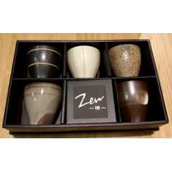 Set_5 Tazze Giapponesi Zen