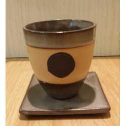 Tazza_stile giapponese con piattino